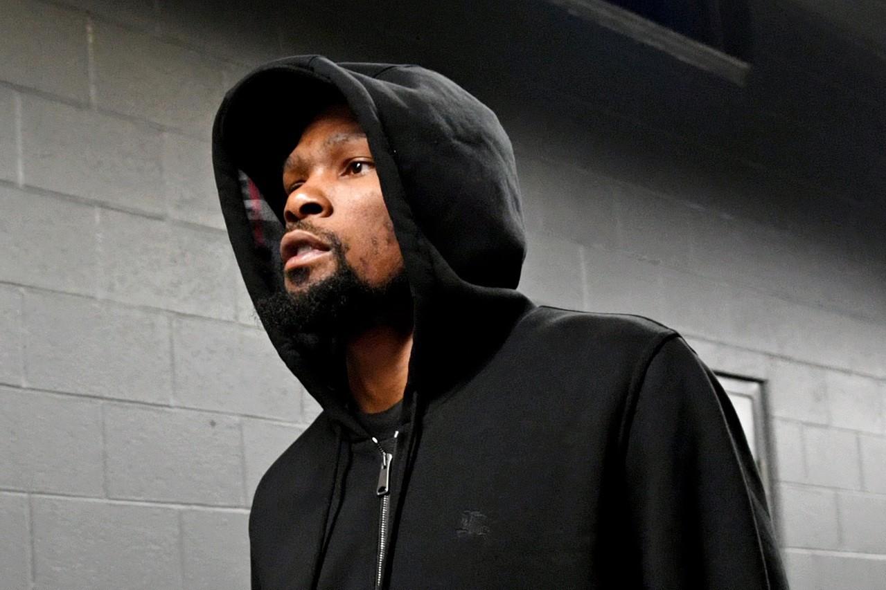NBA/勇士爭冠居劣勢 齊心為傷退杜蘭特而戰