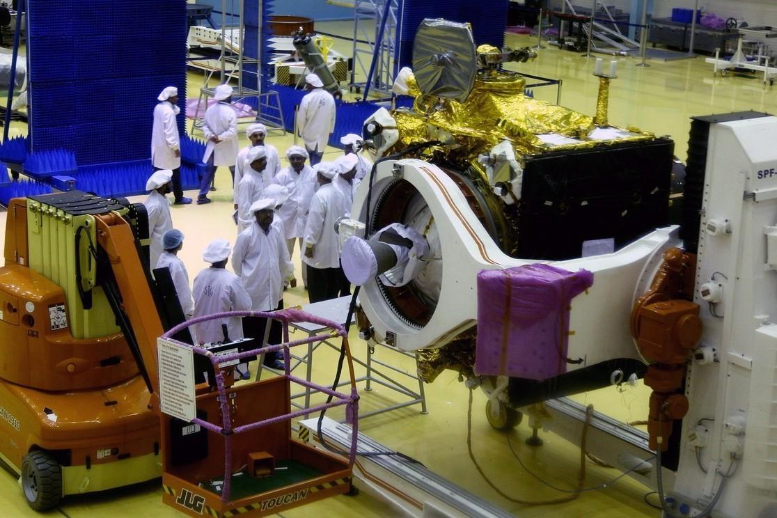 印度搶當登月第4國 月球飛船二號7月升空