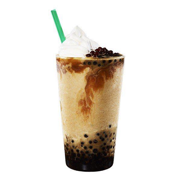 星巴克咖啡星球星冰樂。圖/Starbucks提供