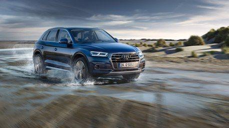 全新19年式Audi Q5主動安全進化上市!
