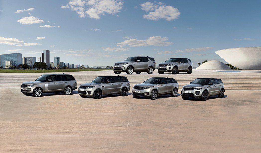 Jaguar Land Rover五月在台銷量創下好表現。 圖/Jaguar L...