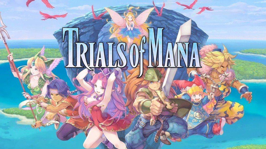 《聖劍傳說3 TRIALS of MANA》,同樣可以在六位不同角色中,隨時轉換...