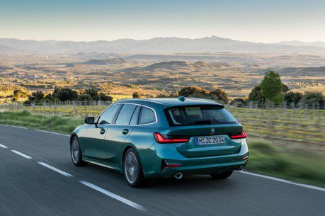 台灣列入首波上市名單 新世代BMW 3 Series Touring帥氣登場!