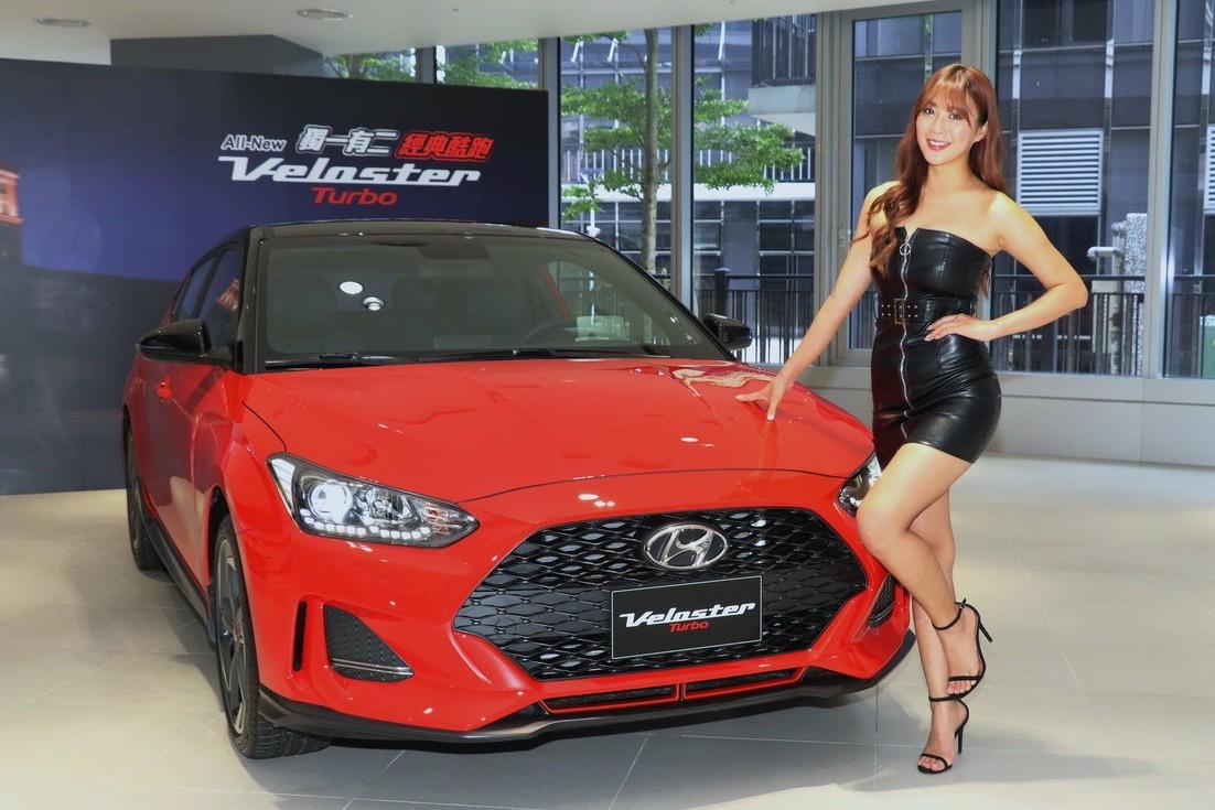 Hyundai第二代VELOSTER發表 配備升級價格維持115.9萬