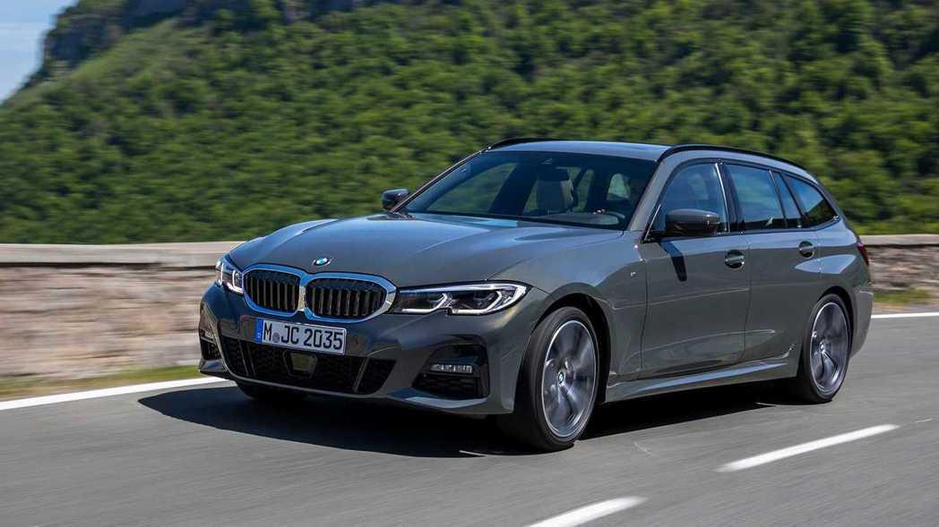 新世代BMW 3 Series Touring (G21) 柴油動力車型包括31...
