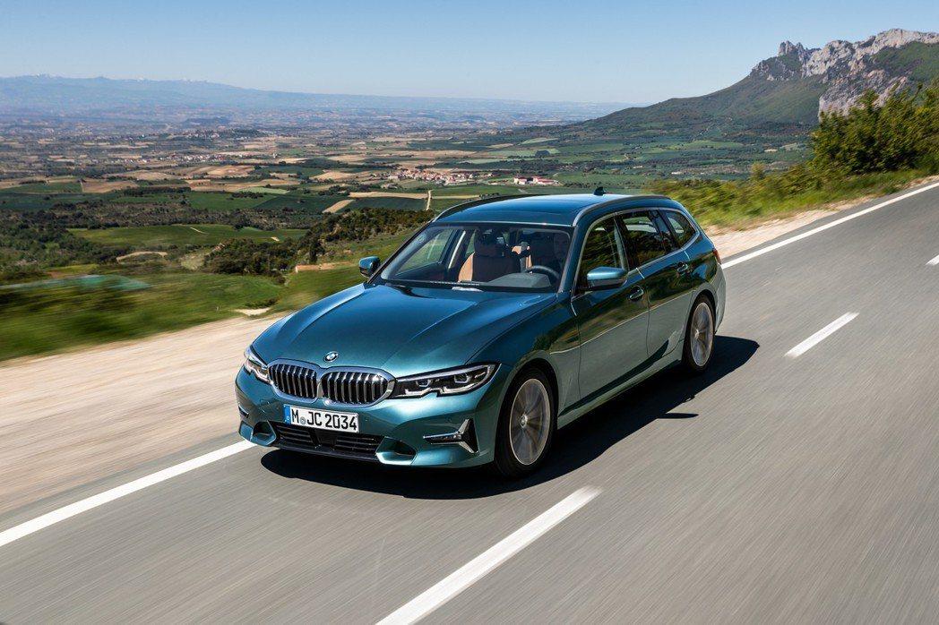 新世代BMW 3 Series Touring (G21) 預計將在今年九月底陸...