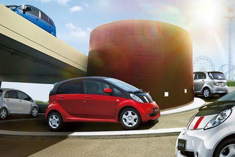 全球首款大量生產電動車10年了!三菱i-MIEV已成未來技術指標