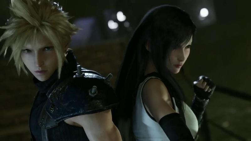 《Final Fantasy VII 重製版》到底要切成幾章? 製作人:我們也不知