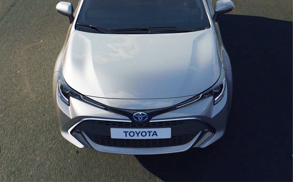 日規Toyota Corolla/Corolla Touring將提供專屬窄體車...