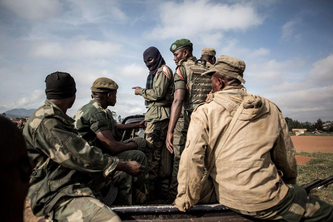 DR剛果民眾對於醫療人員的極度不信任與暴力攻擊,卻讓防疫工作遭受重大打擊,進而造...