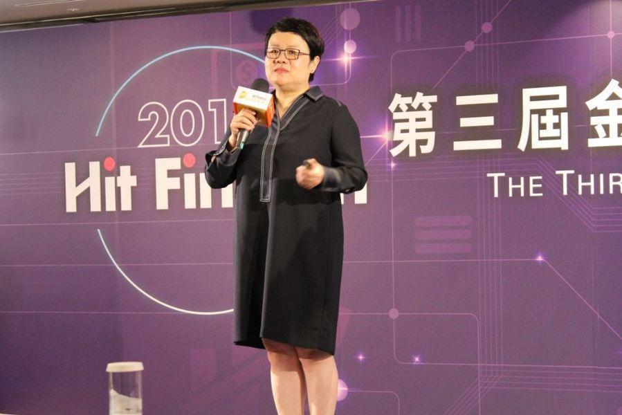 蔡玉玲12日表示,台灣的金融科技發展需要創新的法規加上創新的政府。(photo by 吳婉瑜/台灣醒報)