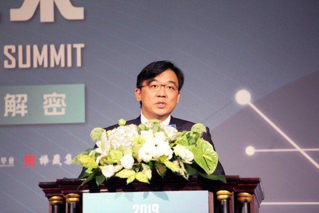 樺晟電子股份有限公司董事長魏孝秦。