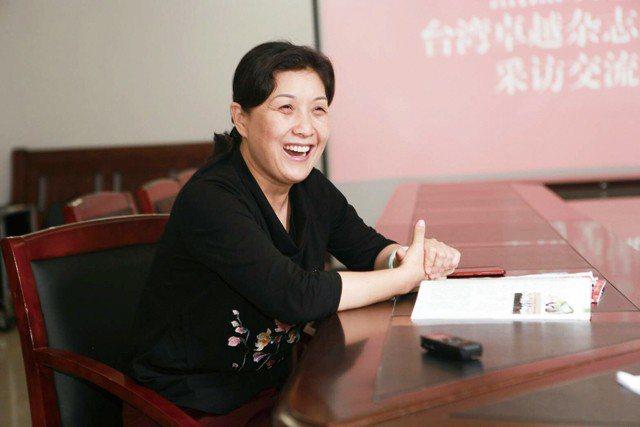 撫州市臺辦主任陳克勝。