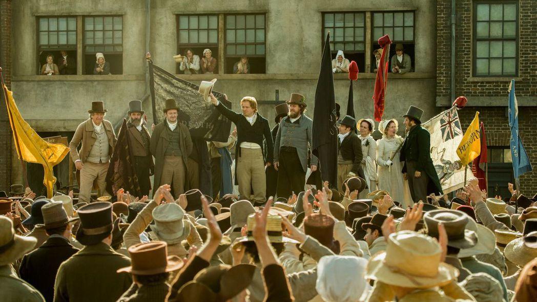 麥克李的新片「彼得盧:人民之聲」訴說國家暴力對待無辜人民的黑歷史。圖/台北電影節...