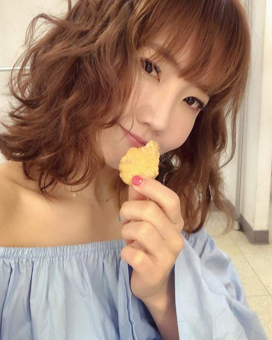 謝忻曾說阿翔不是她的菜。圖/摘自臉書