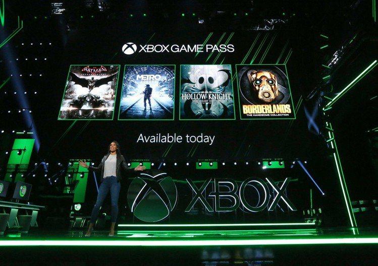 Xbox Game Pass服務目前提供超過100款高品質遊戲,且同步適用遊戲主...