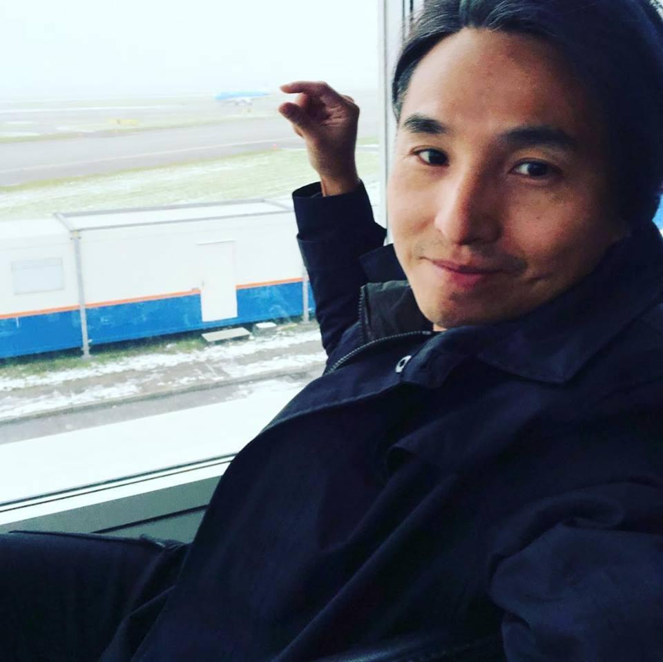 王少偉是謝忻緋聞男友。圖/摘自臉書
