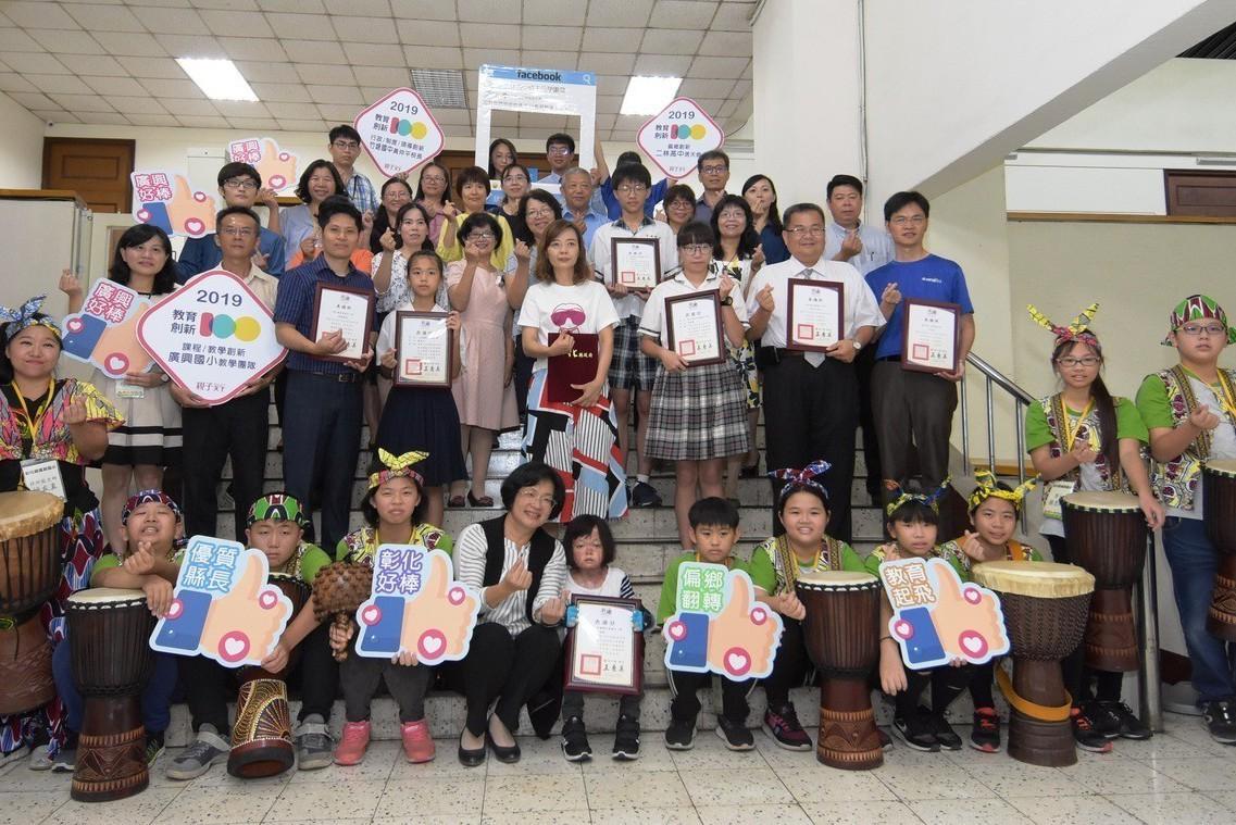 影/泡泡龍女孩榮獲總統教育獎 立志成為英文翻譯家