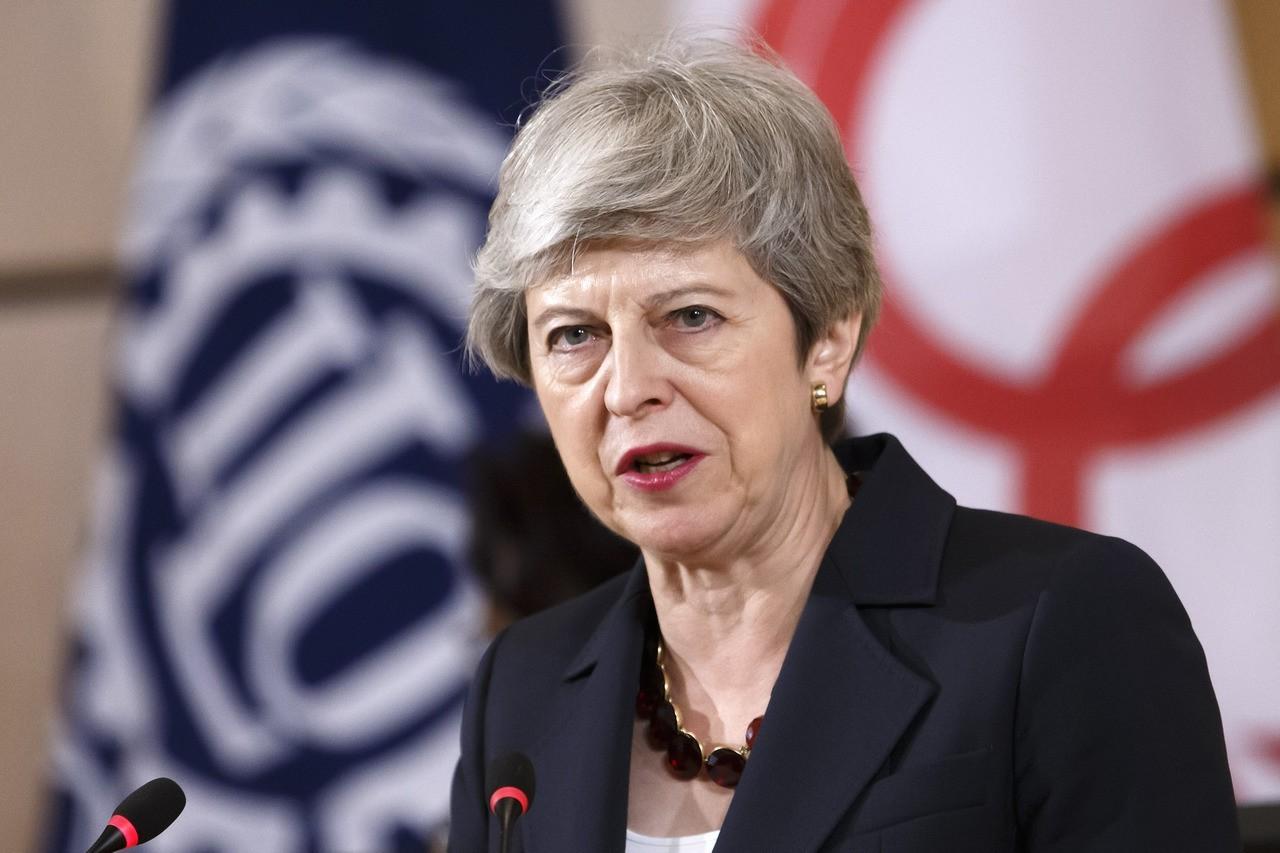 下台倒數!英國首相梅伊想留下這個政績