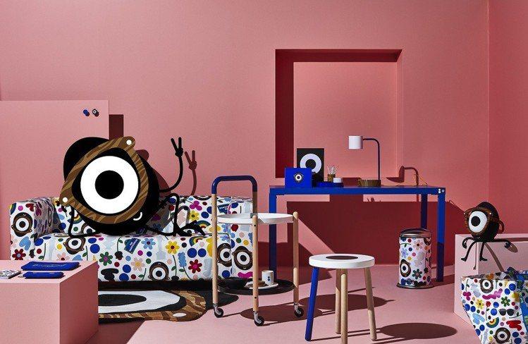 IKEA和Darcel Disappoints合作推出FÖRNYAD限量系列,6...