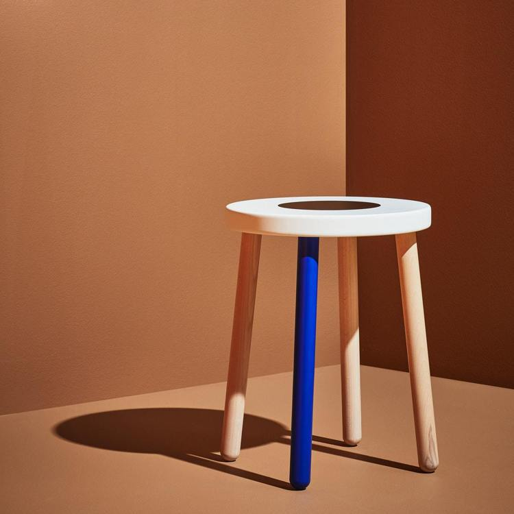 IKEA FÖRNYAD椅凳,售價1,290元。圖/IKEA提供