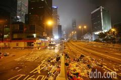 影/反送中爆衝突 港警清場後香港宛如死城