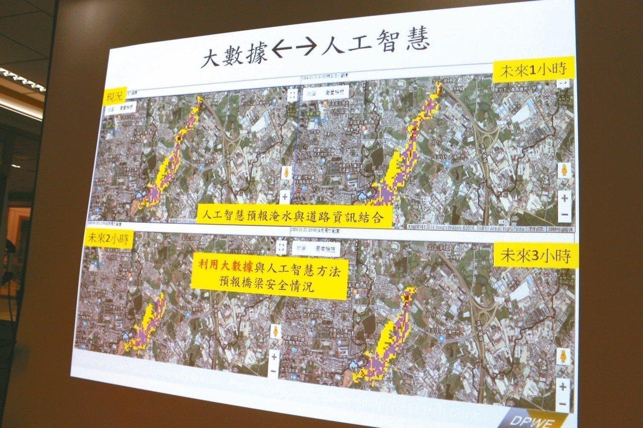 交通大學與台灣世曦工程昨簽署合作備忘錄,共同打造國家級智慧防災系統。 記者張雅婷...