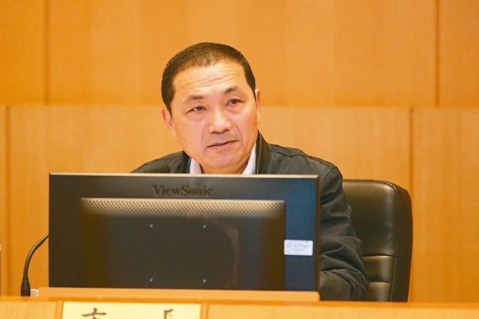 新北負債1420億 侯友宜:開源節流加把勁