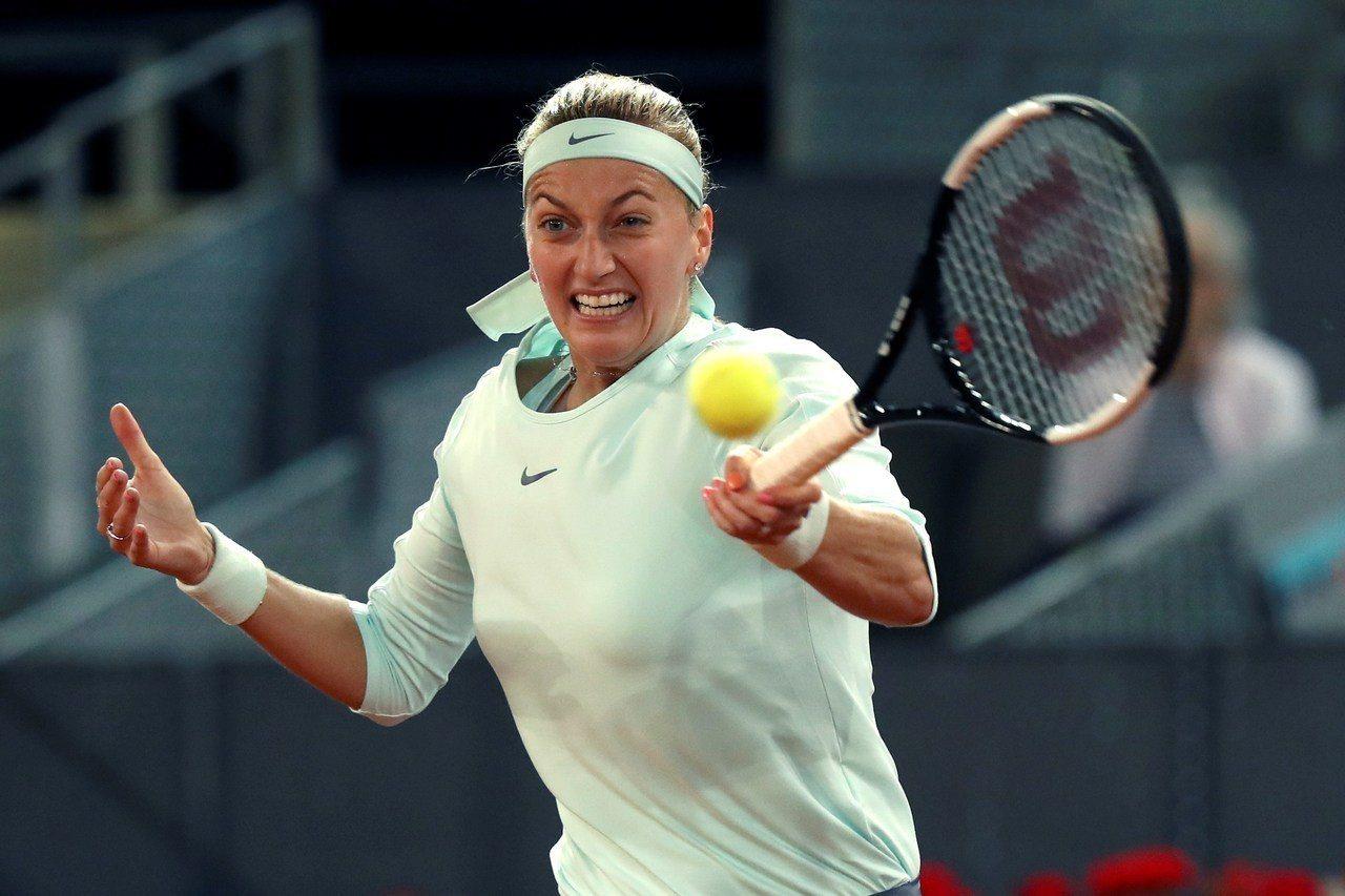 捷克網球好手克薇歐娃(Petra Kvitova)宣布退出伯明罕女網賽。 歐新社