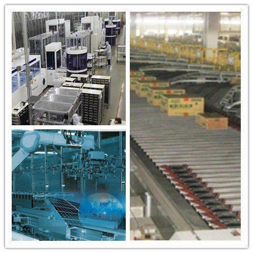 工廠自動化系統整合商廣運機械,服務各產業,實績顯赫。 廣運/提供