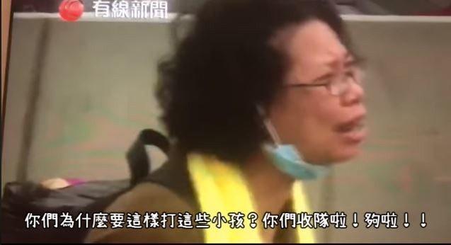 港府《逃犯條例》修訂草案,引發港民上街抗議。圖擷自香港地臉書