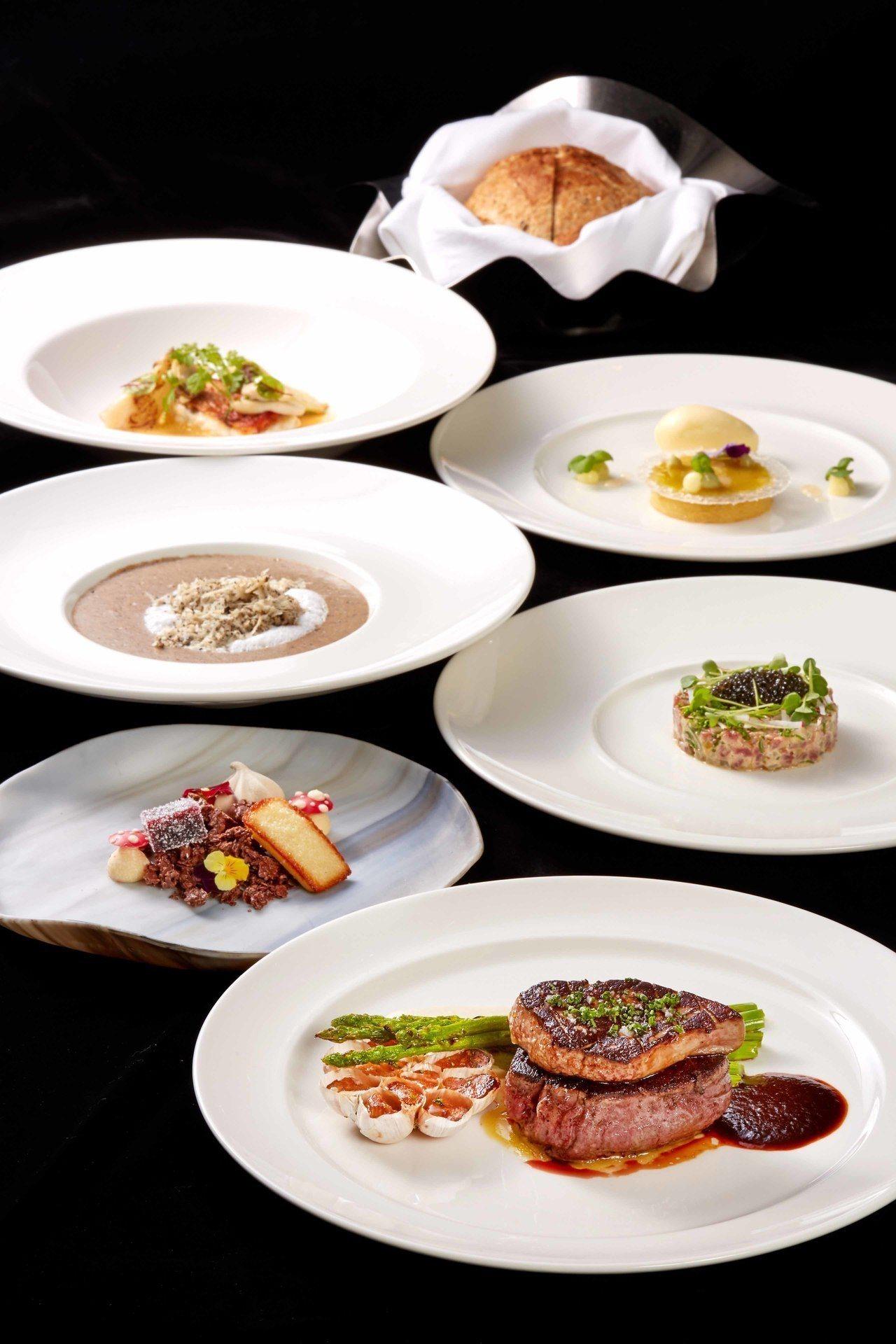 此次推出的套餐每套5,000元。圖/國賓飯店提供