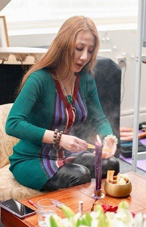Udiyana為正統薩滿文化的傳承人,生命因為歷經挫折起死回生,希望未來能夠回饋...