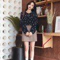 這樣穿好減齡!5種不同的「碎花穿搭」學起來,保證讓你秒變韓國歐膩