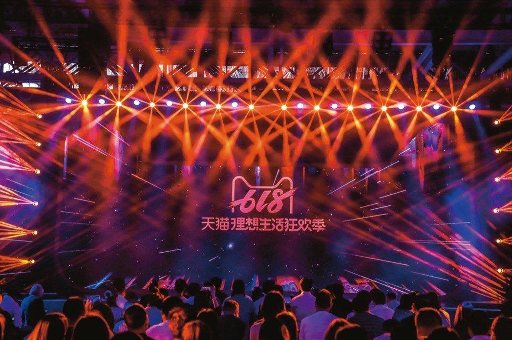全球消費者引頸期盼的天貓618年中慶,一開幕就屢破銷售紀錄,締造史上最強開局。淘...