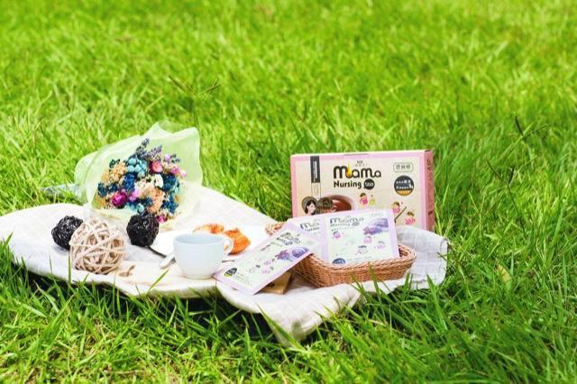 農純鄉在今年618推出獨家媽媽茶組合,開賣首兩日衝到平日銷售額的10倍。農純鄉/...