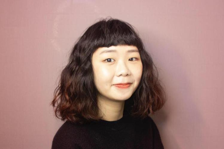 髮型創作/墨子 I Mozi / Shen Chang。圖/StyleMap提供