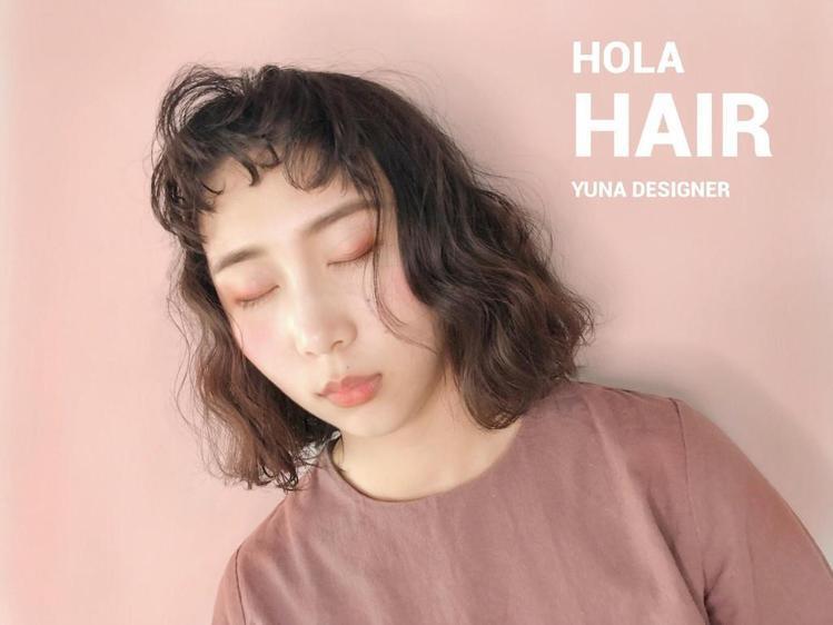 髮型創作/你好 hair salon嘉義髮型沙龍/Yuna Lin。圖/Styl...