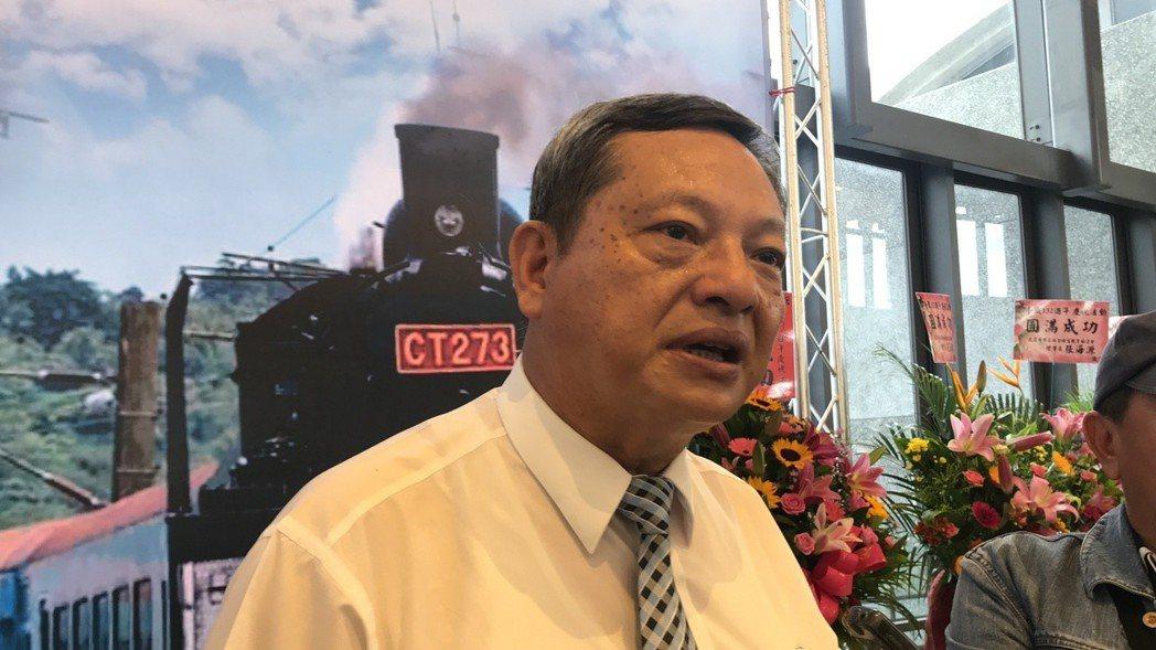 台鐵花蓮運務段長吳金添表示,用火車送病患有困難度。圖/報系資料照