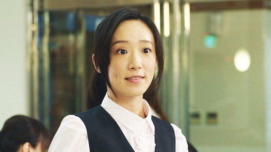 林子熙劇中角色被虧「天然笨」。圖/公視提供