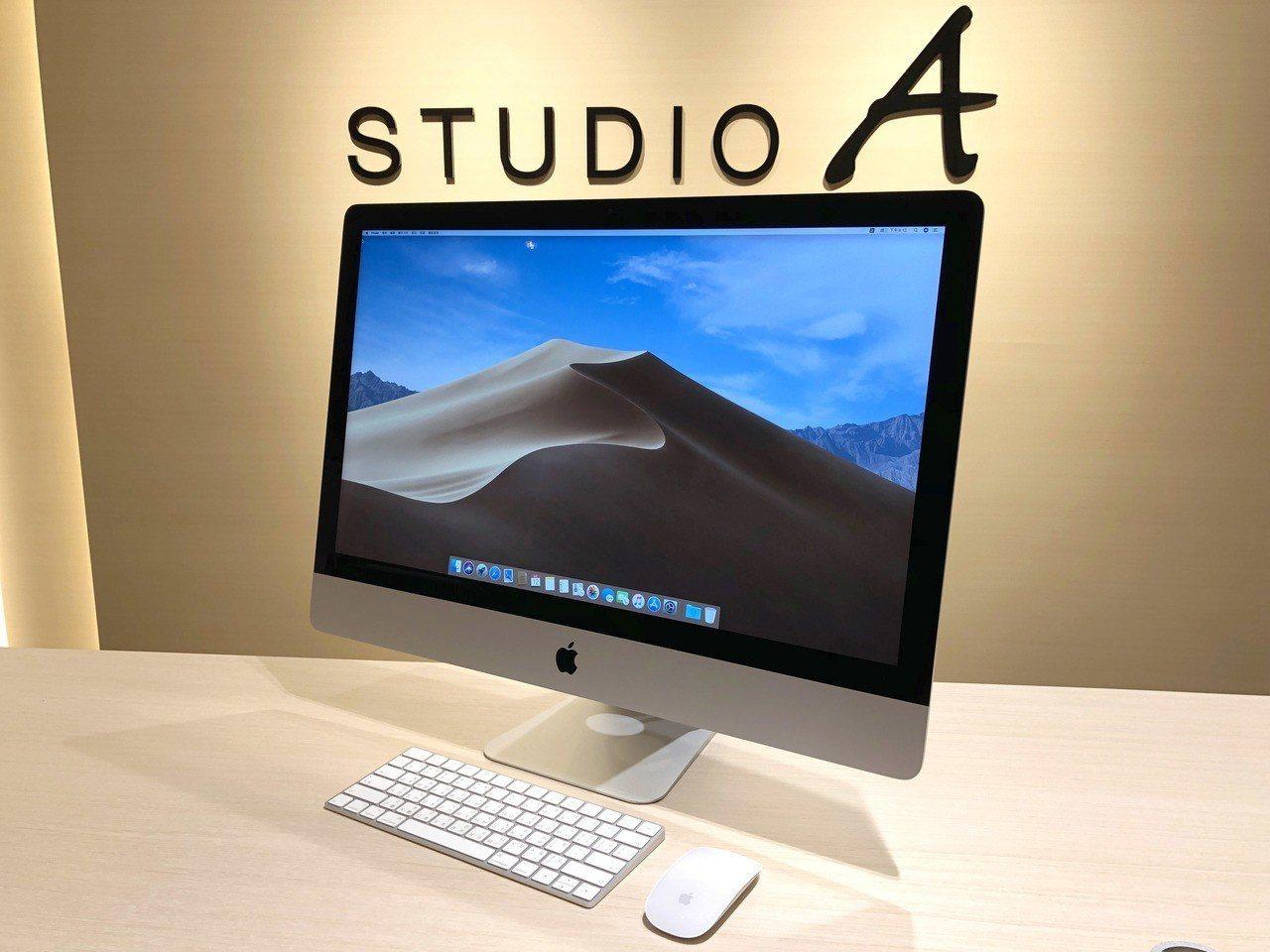 STUDIO A台中豐原太平洋門市6月14日開幕,iMAC 27吋1TB福利機原...