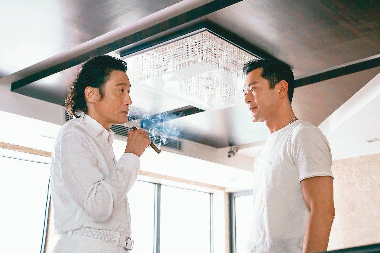 「追龍II:賊王」劇照。 圖/華映提供