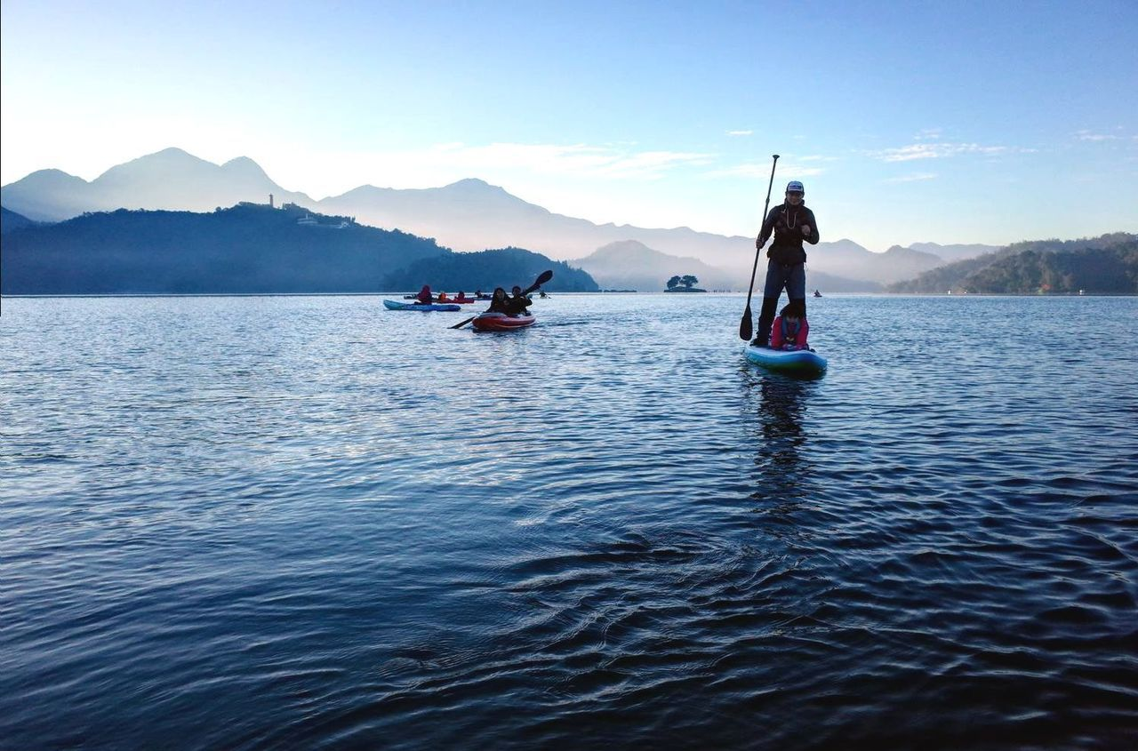 怕水質汙染、有安全顧慮 水庫划獨木舟難成行