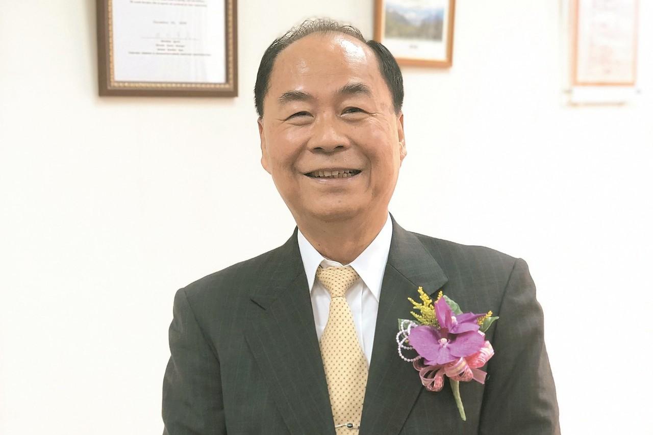 亞光董事長賴以仁 記者劉芳妙/攝影