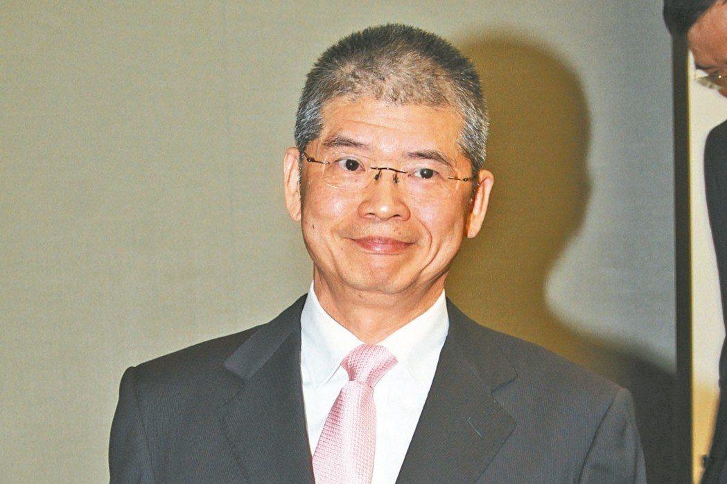 中光電董事長張威儀 (本報系資料庫)