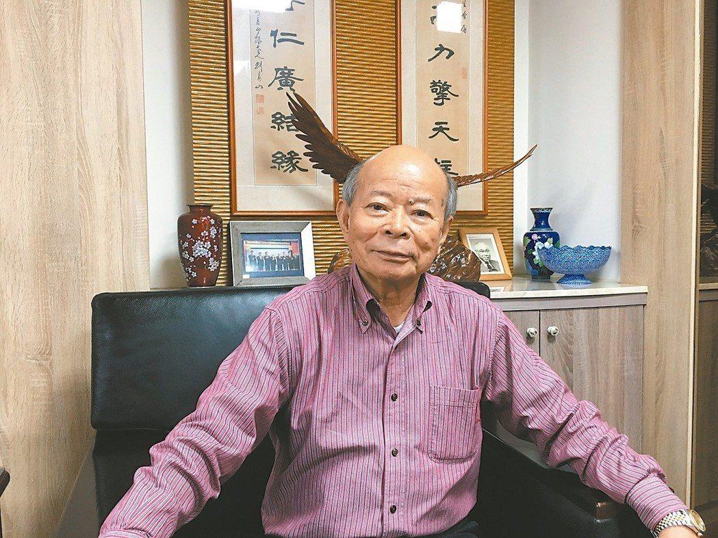 高力董事長韓顯壽 (本報系資料庫)