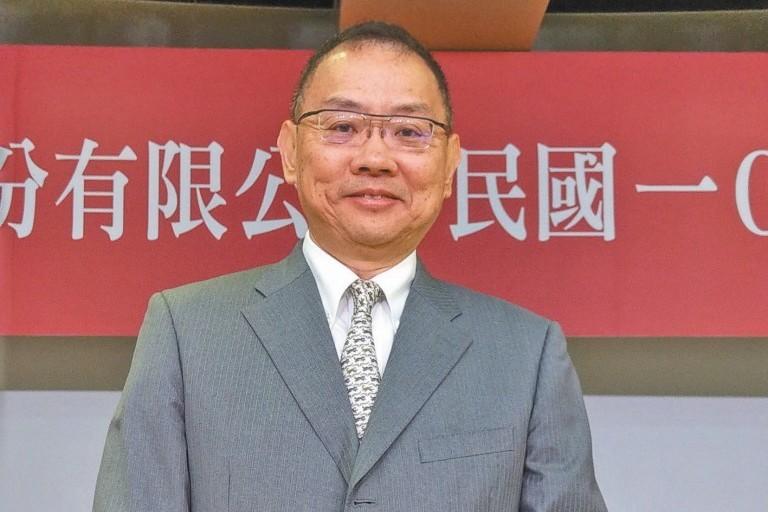 華邦電董事長焦佑鈞。聯合報系資料照