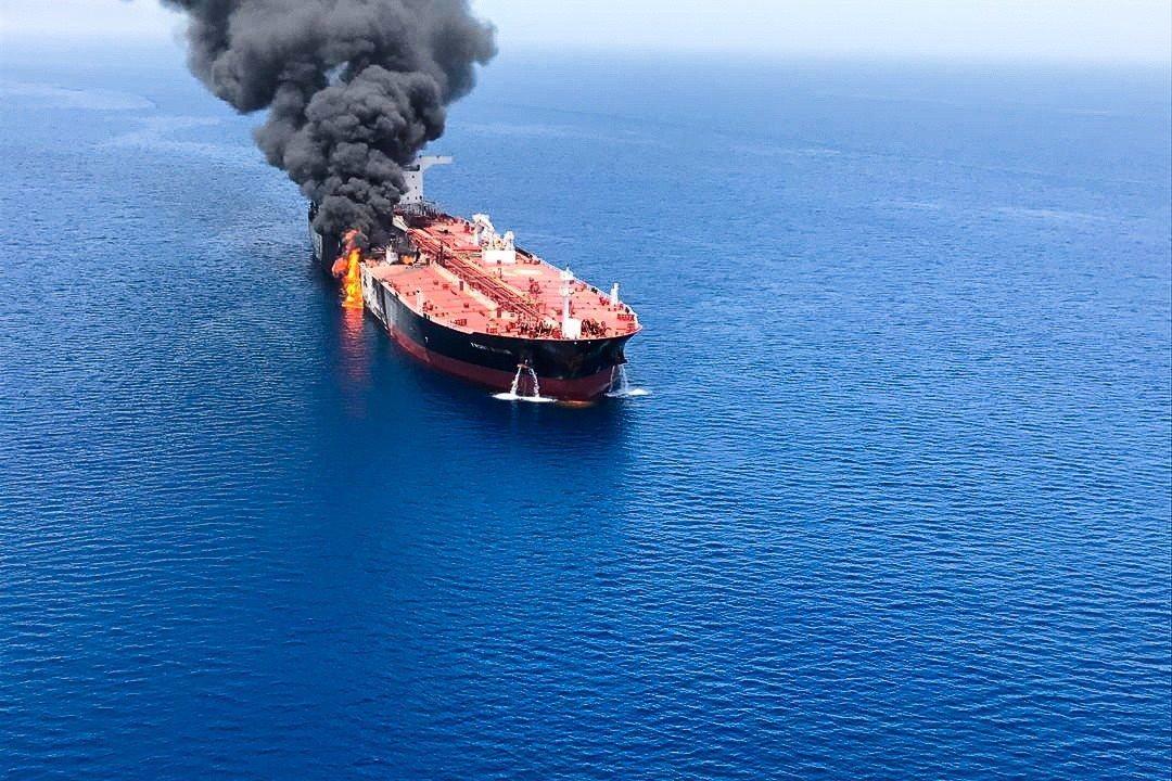 伊朗外交部今天駁斥美國稱伊朗是攻擊阿曼灣2艘油輪的幕後黑手,稱這項指控「毫無根據...