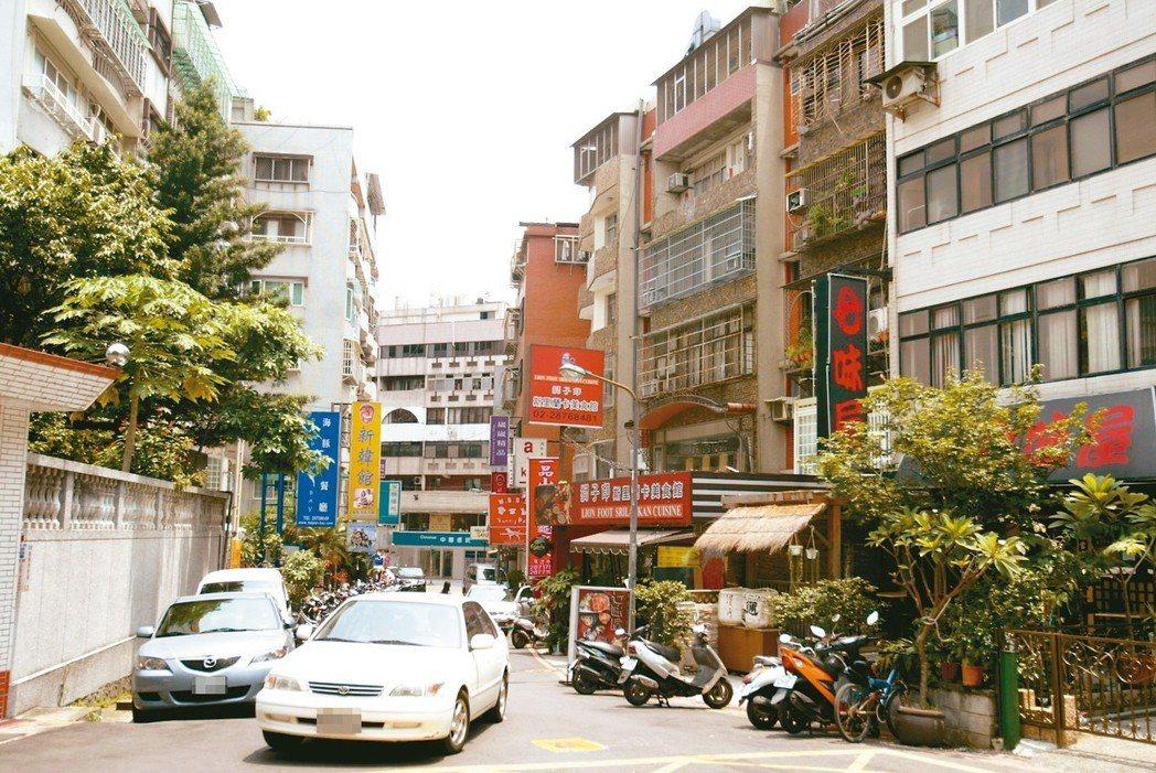 天玉街。 圖/聯合報系資料照片