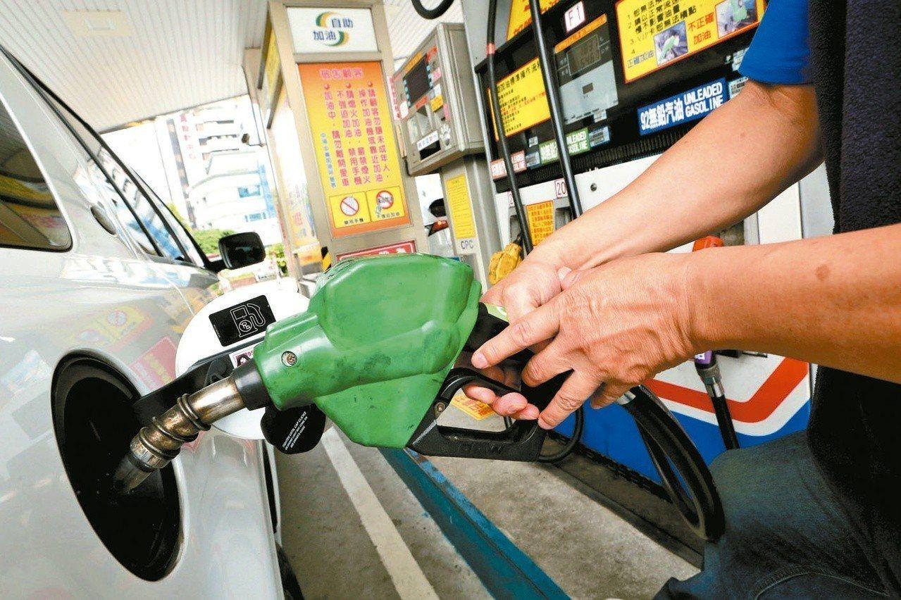 中油表示,租船遭攻擊為單一事故,對油價不會產生長期影響。 圖/聯合報系資料照片